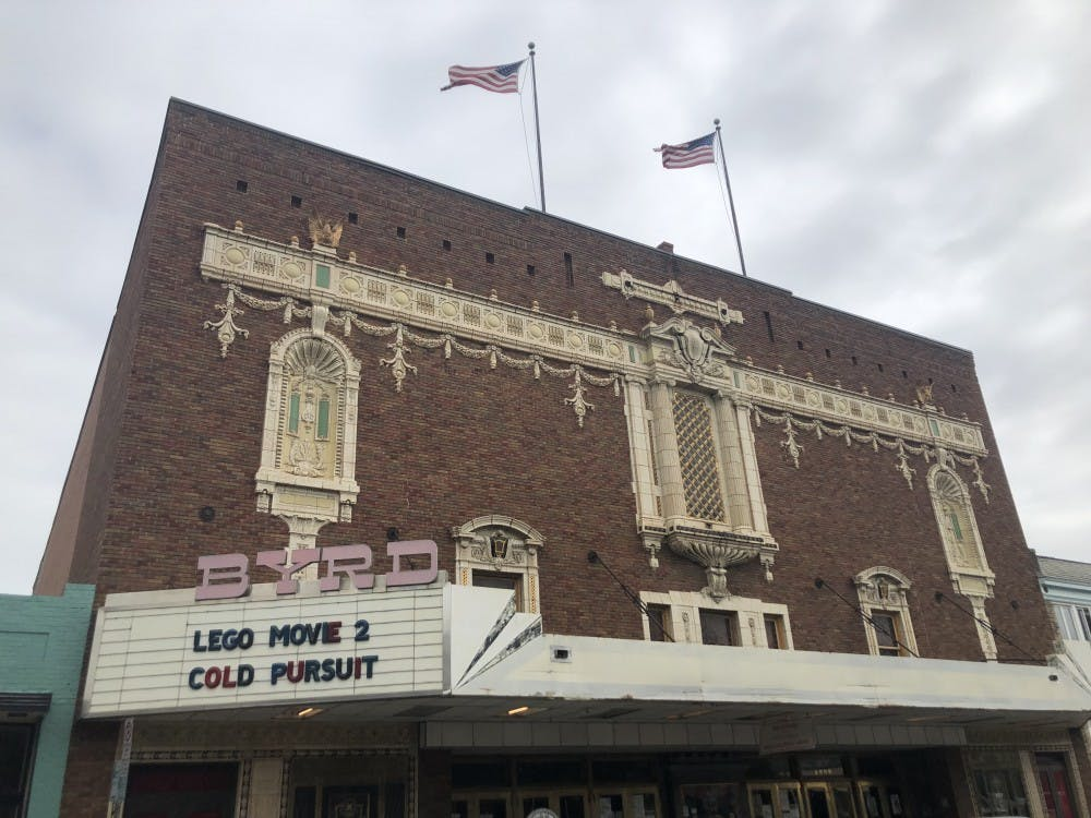 The Byrd Theatre, home of the 2019 Richmond International Film Festival.