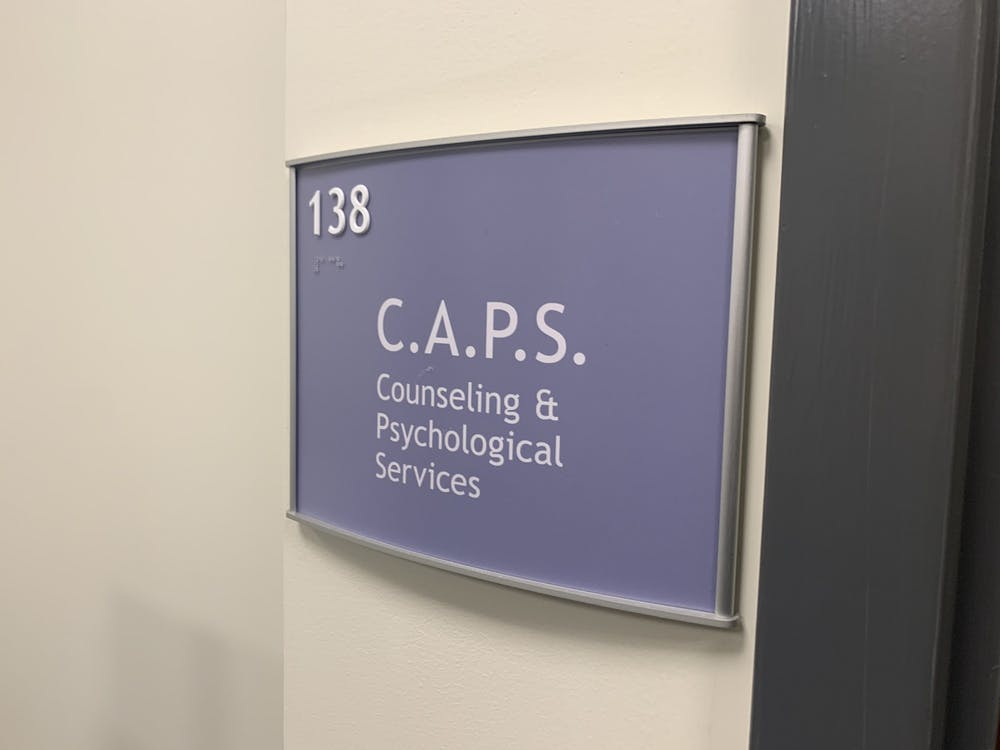 CAPS is located in Sarah Brunet Hall.