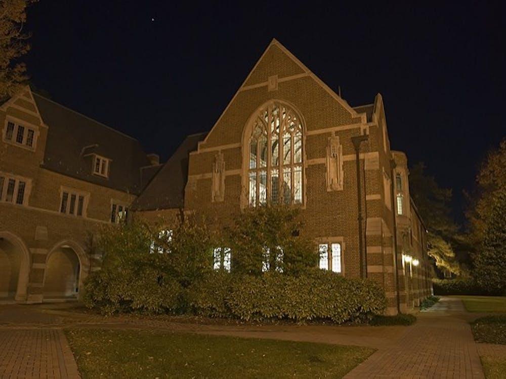 Ryland Hall is named after a slaveholder.