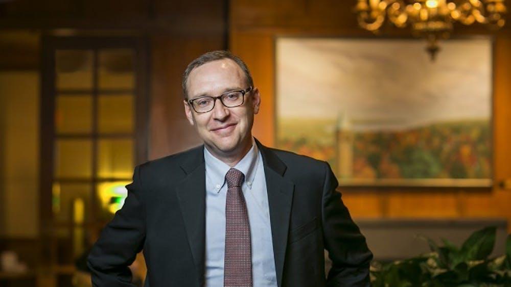 Hallock will serve as UR's 11th president. Photo courtesy of Cornell University