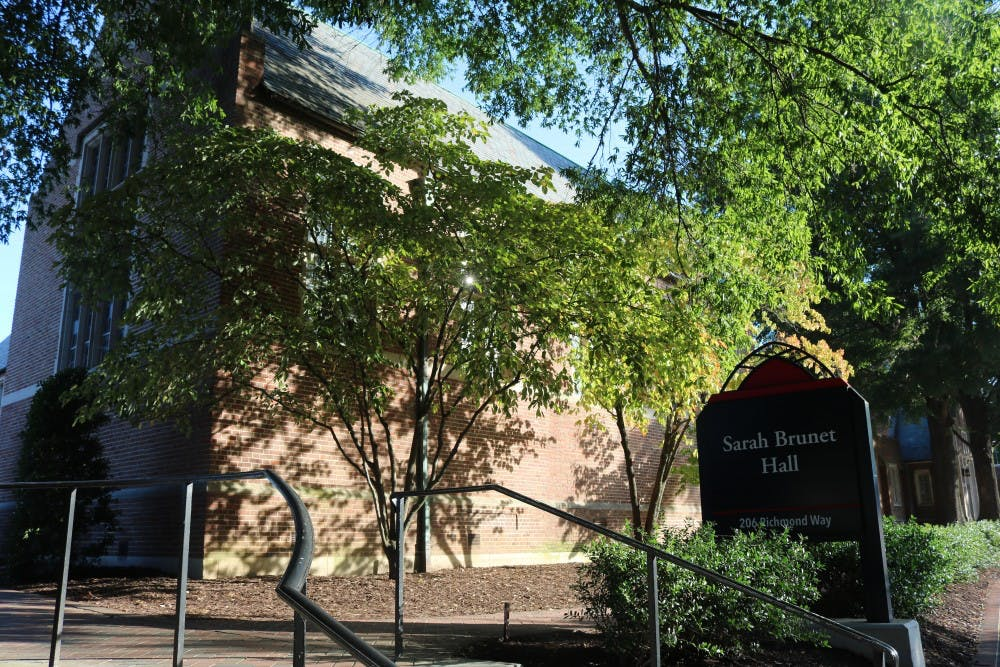 <p>The Counseling and Psychological Services center is located in Sarah Brunet Hall.&nbsp;</p>