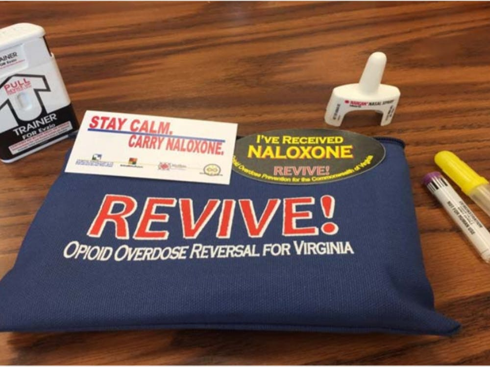 Attendees of REVIVE! training sessions receive packs containing gloves and other safety items to be used together with Narcan. Courtesy of REVIVE! August 2017 Newsletter