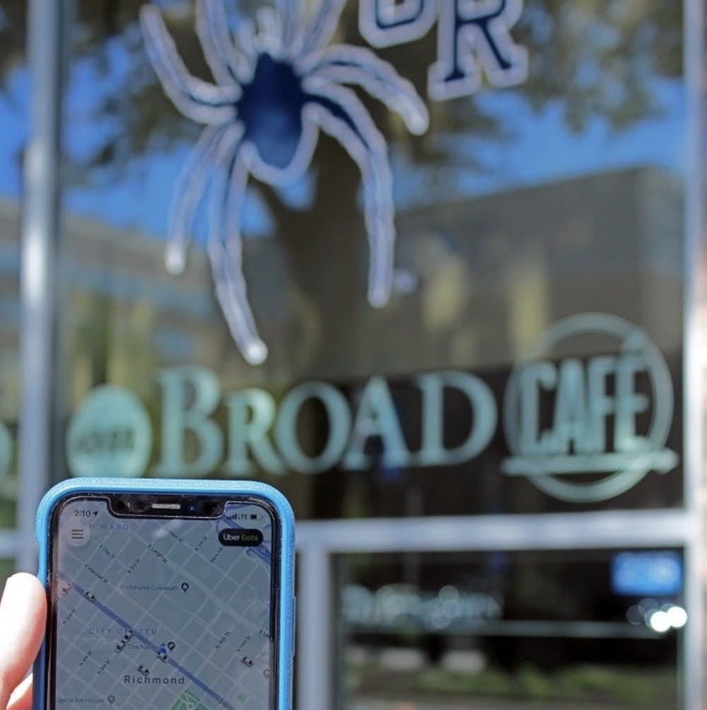<p>The University of Richmond Downtown on East Broad Street is accessible to students via Uber until the buildings closure in July 2021.</p>