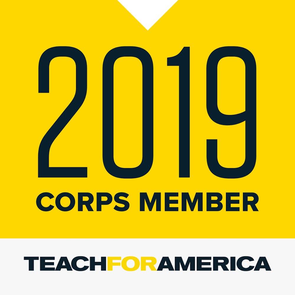 """<p><em>Graphic courtesy of the Teach for America </em><a href=""""https://www.facebook.com/teachforamerica/"""" target=""""_blank""""><em>Facebook page</em></a><em>.&nbsp;</em></p>"""