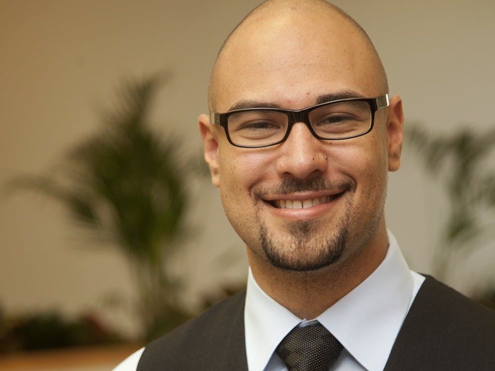 Eric Anthony Grollman is an assistant professor of sociology at Richmond | Courtesy ofEric Anthony Grollman