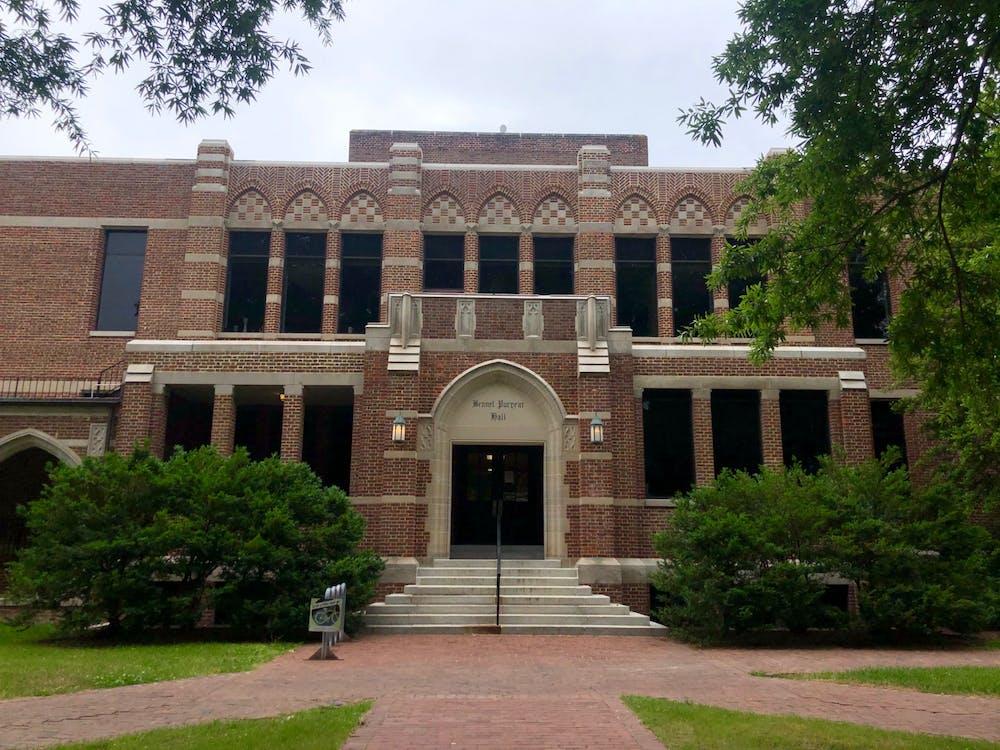 Puryear Hall