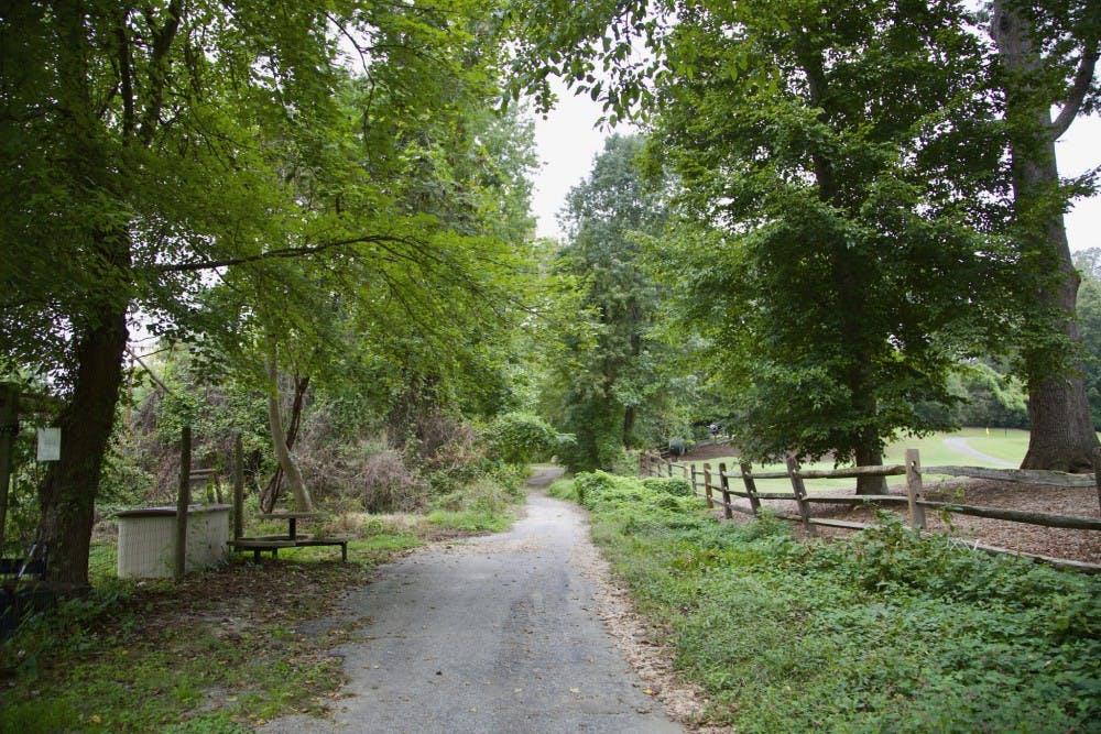 <p>The Gambles Mill Corridor. <em>Photo</em> <em>Courtesy of Nina Mauney</em></p>