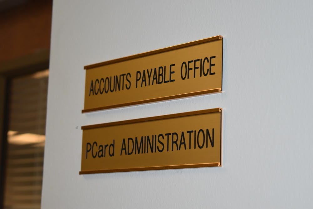 <p>The P-Card Office is located in Maryland Hall, Room G-12.</p>