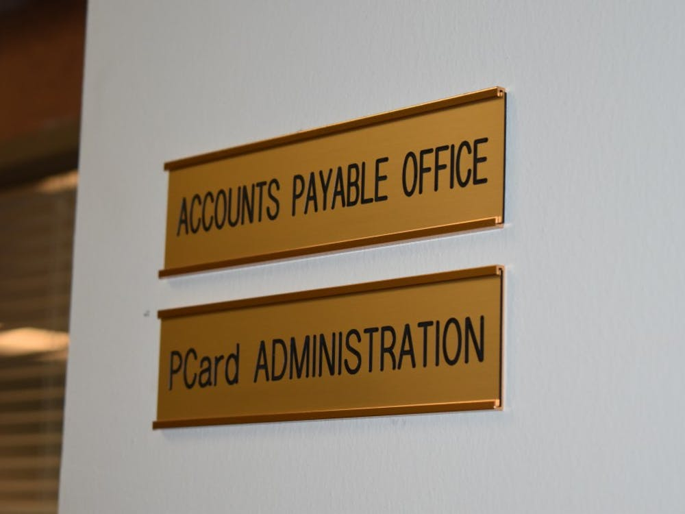 The P-Card Office is located in Maryland Hall, Room G-12.