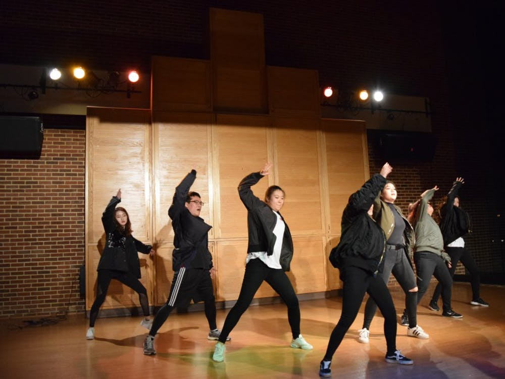 Block Crew is an annual dance showcase at the Pier in Tyler Haynes Commons. Block Crew performed this year on the evening of Saturday April 14, 2018.