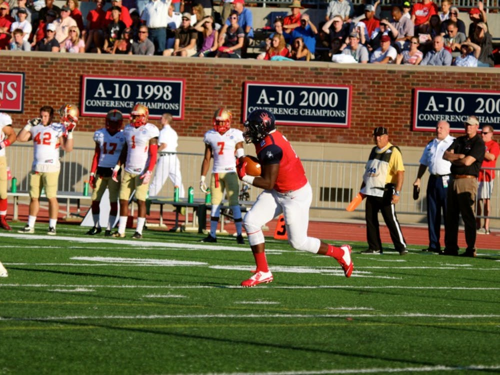 University of Richmond Spiders take on VMI. Photos by Rayna Mohrmann.
