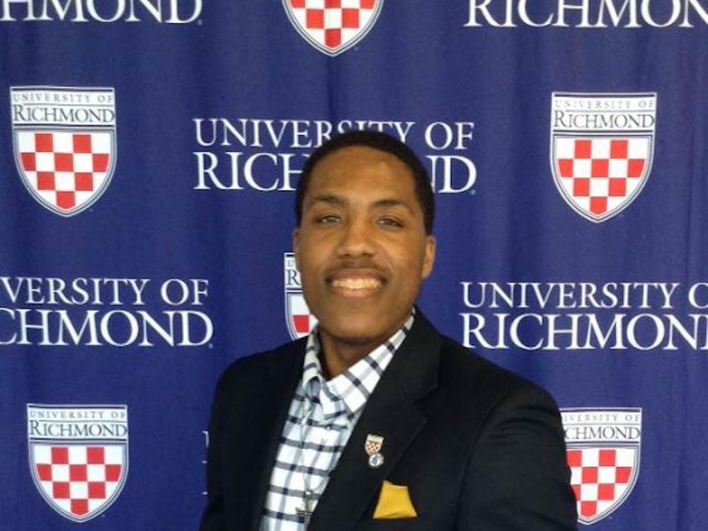 Angelo Suggs Jr., RCSGA president-elect