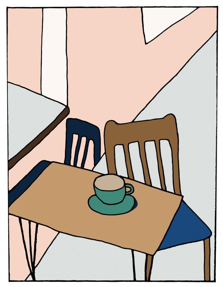 cafe-blue